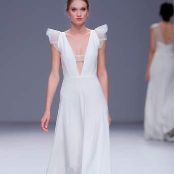 Bebas closet. Barcelona Bridal Fashion Week.
