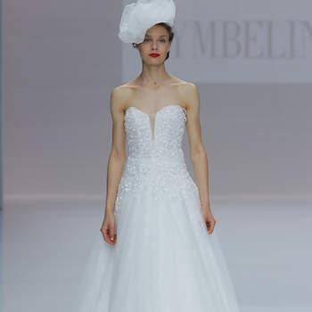 Cymbeline.Credits: Barcelona Bridal Fashion Week