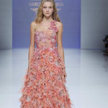 Photo : Marco _ Maria. Credits_ Barcelona Bridal Fashion Week(2)