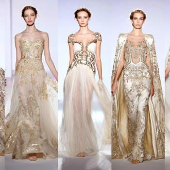 Confira esses vestidos de noiva top de estilistas internacionais e inspire-se para escolher o seu modelo.