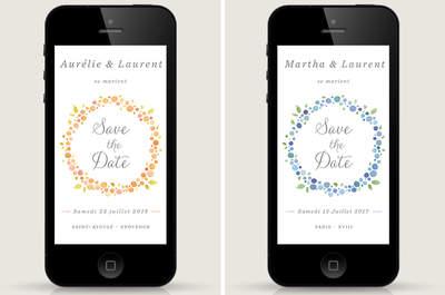 Faire-part, save the date, décoration... Craquez pour les articles tendances de Dioton!
