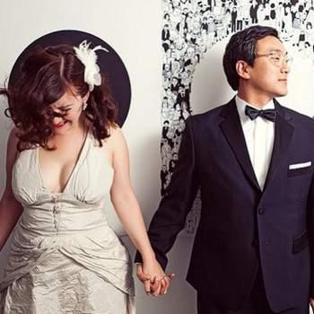 """<a title=""""Fotografia"""" href=""""https://www.zankyou.pt/p/fotografia-para-casamentos-nuno-palha-a-arte-de-ser-fotojornalista"""" target=""""_blank"""">Veja mais fotografias de casamento aqui.</a>"""