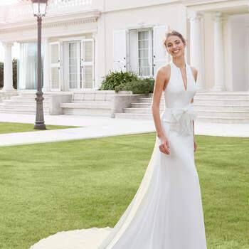 Créditos: Rosa Clará 2020 | Modelo do vestido: Cariel