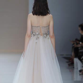 Photo : Marco _ Maria.  Credits_ Barcelona Bridal Fashion Week
