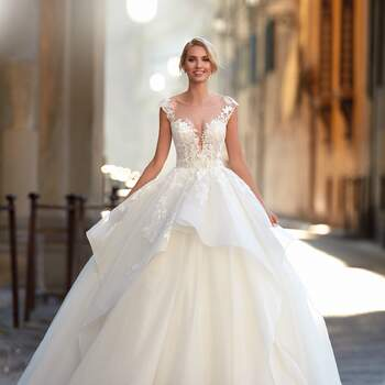 Nicole Milano - Vestido Princesa 2021