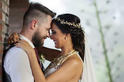 Casamento boho chic de Leticia & Fernando: na Serra Gaúcha com noiva deslumbrante!