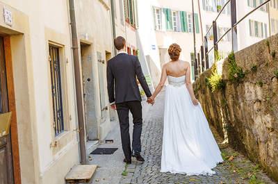 Hochzeitsfotografen in Winterthur und Umgebung: Sehen Sie hier beeindruckende Fotokunst!