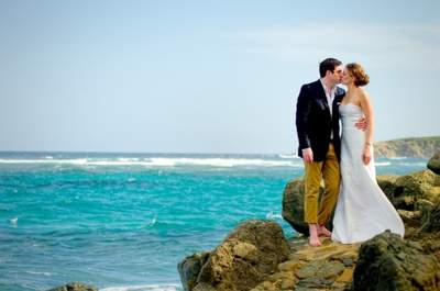 Image: St. Vincent and the Granadines Destination Wedding Photography