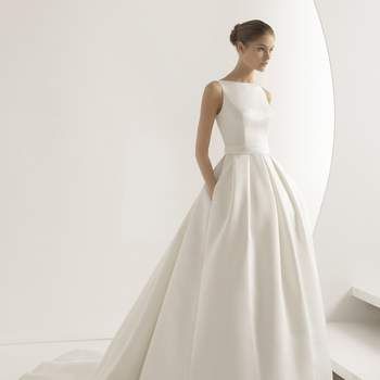 Robe de mariée Rosa Clara - Modèle Araceli
