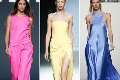 Fashion Week de Madrid 2015: Cinco tendencias con las que arrasarás como invitada