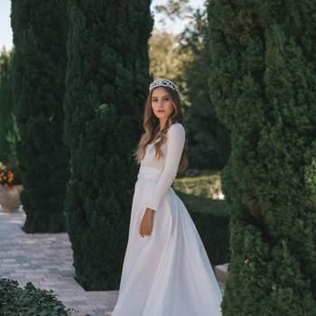 Vestido Celia. Foto: Alejandra Godia