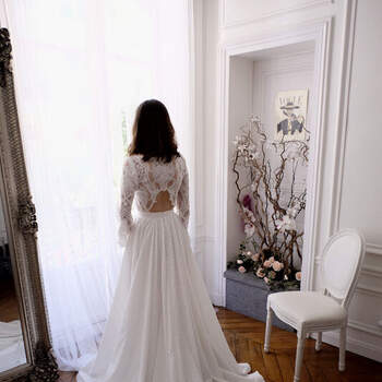 Photo : LK Paris Couture