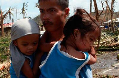 Emergência nas Filipinas: você pode ajudar através da Unicef!