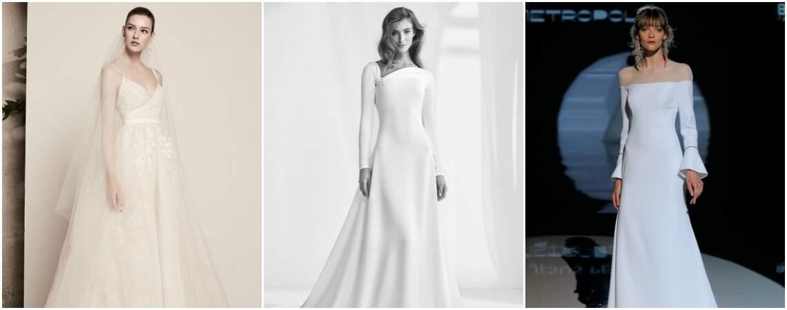 Geniale Brautkleider in A-Linie – Bringen Ihre Taille perfekt zur Geltung