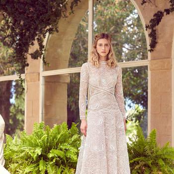 Robe de mariée collection Majesté modèle Ortigia - Crédit photo: Margaux Tardits
