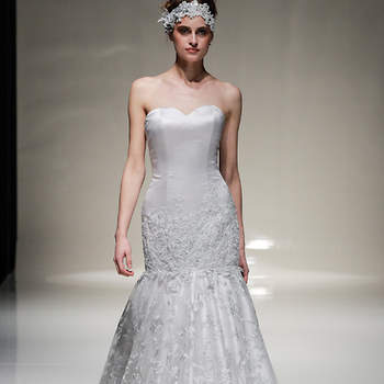 Dress by Jack Sullivan. Image: Christopher Dadey for White Gallery 2014
