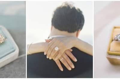 100 Jahre traumhafte Verlobungsringe in nur drei Minuten!