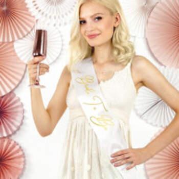 Echarpe Bride To Be Élégante - The Wedding Shop !