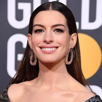 Anne Hathaway   Créditos: Instagram