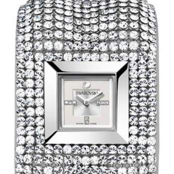 Montre cristal Swarovski Crédit photo: Vogue