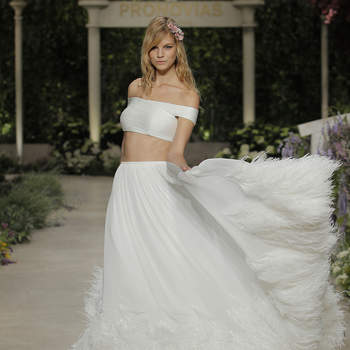 Créditos: Pronovias, Barcelona Bridal Fashion Week