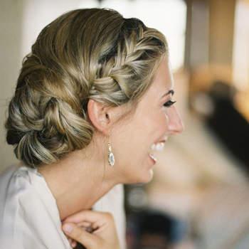 Cabelo de noiva preso   Credits: Patrick Moyer Photography