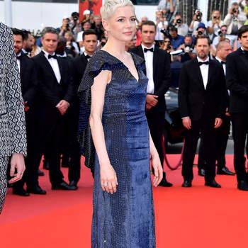 Michelle Williams de Louis Vuitton. Credits: Cordon Press