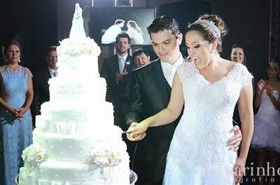 Bolos de casamento fake: 5 vantagens e apenas 1 inconveniente!
