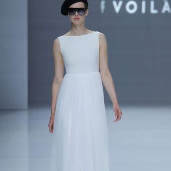 Créditos: Sophie et Voilà   Barcelona Bridal Fashion Week