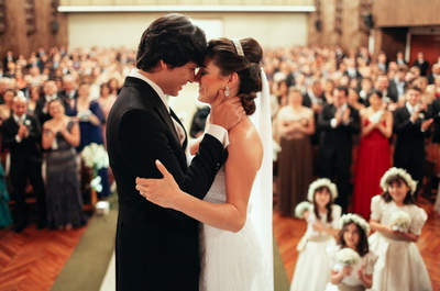 Fotos espontâneas e inusitadas garantem um álbum de casamento único