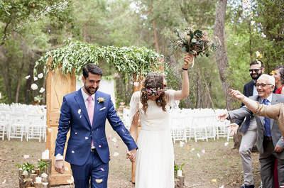 ¿Te casas? ¡Descubre las 5 ideas con las que planear una boda premium!