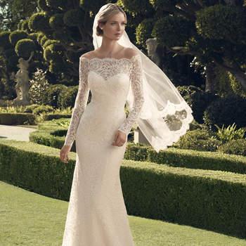 Año 2014. Credits: Casablanca Bridal