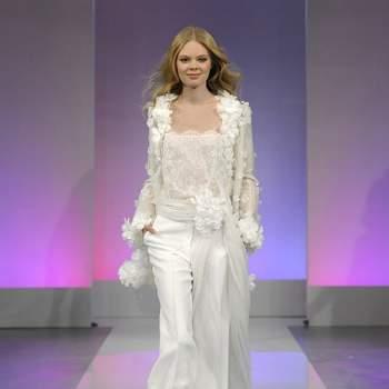 Robe de mariée modèle Gessica