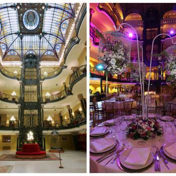 Credits: Gran Hotel Ciudad de México - Messico