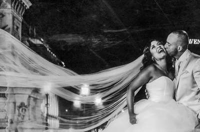 Diana e Ricardo: uma visita por skype e 6 meses que resultaram no casamento perfeito!