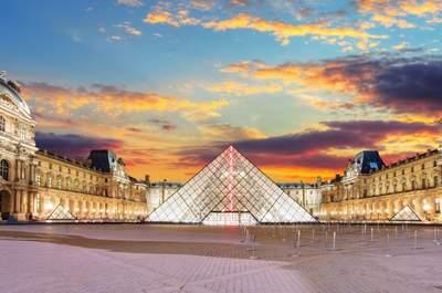 Museo Louvre, Paris
