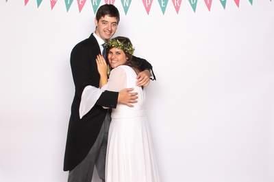 Te voy a querer siempre: la boda de Cristina y Fernando