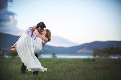 Un reportaje de boda repleto de emociones. ¡Descubre las naturales fotografías de Elena Buenavista!