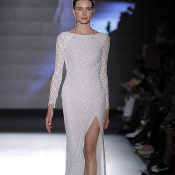 Rosa Clará - Credits_ Barcelona Bridal Fashion Week