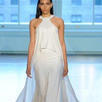 Justin Alexander. Credits: New York Bridal Week