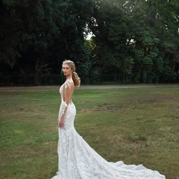 Vestido G-206 | GALA Collection No. 7. Credits: Galia Lahav