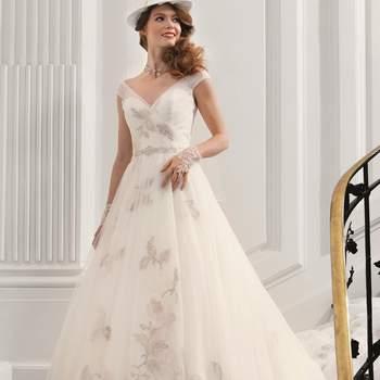 373a07e3ae2 Les Mariées de Talia  retrouvez la sublime nouvelle collection de robes de mariée  Bella Créations 2019