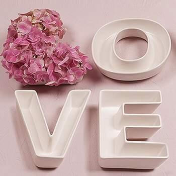 Bols Love - Achetez sur The Wedding Shop !