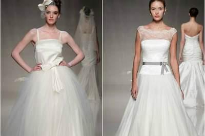 Diferentes tipos de noiva. Descubra qual é o seu estilo!