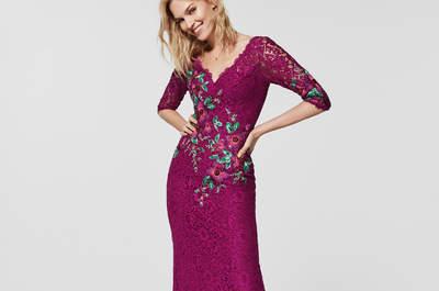 Vestidos de convidadas Pronovias 2018. Conheça as tendências que vão arrasar!