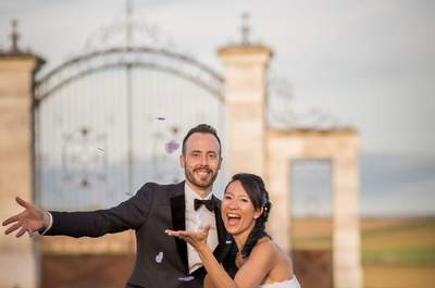 Le mariage surprise de Tatiana et Florian : 4 mois et 4 mains pour un Jour J magique!