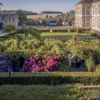 Photo : Château de Vallery