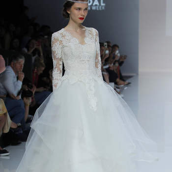 Foto:: Barcelona Bridal Fashion Week