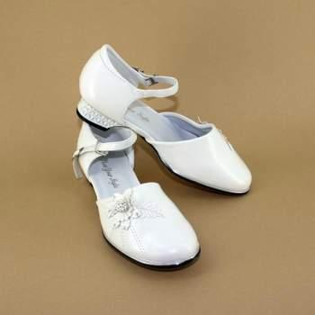 Chaussures de cérémonie Lolita pour fillette - Crédit photo: Boutique Magique
