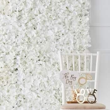 Mur De Fleurs Modulable - The Wedding Shop !